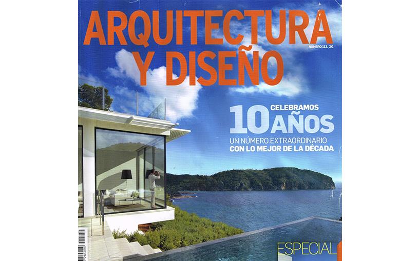 Alejandro palomino arquitecto en mallorca for Revistas arquitectura espana